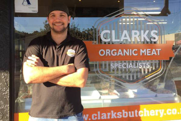 Clarks Organic Meat