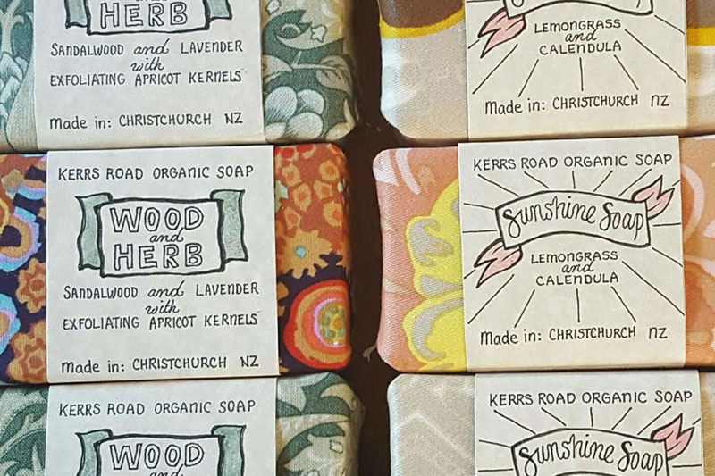 Kerrs Road Organic Soap